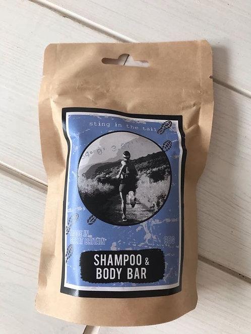 Shampoo and Body wash bar