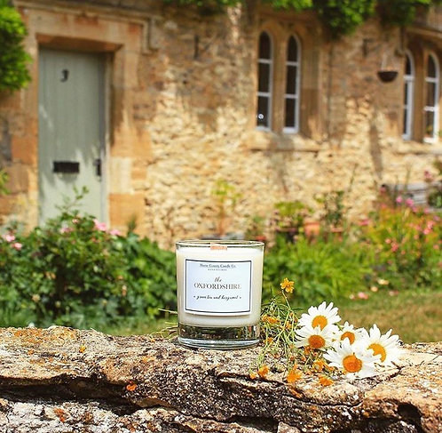 Oxfordshire Candles & Diffusers from £22.99