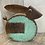 Thumbnail: Quirky Decorative Garden Hare (Tin rabbit) 36x36x11cm