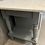 Thumbnail: Vintage Wash Stand Kitchen /Bathroom table with granite top