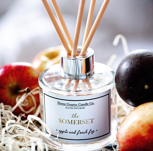 Somerset Candles & Reed Diffusers from £22.99