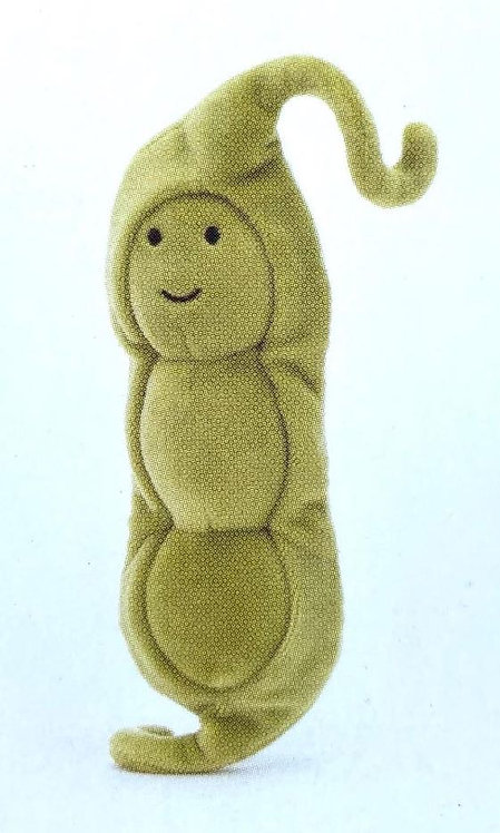 Vivacious Vegetable Pea Jellycat