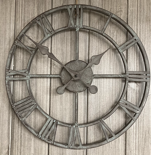 Skeleton Clock 40cm