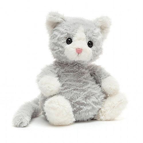 Shimmer MItten Kitten Jellycat