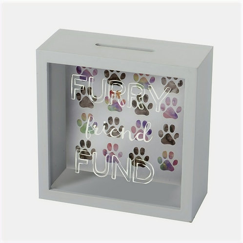 Furry Friend Fund Money Box