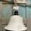 Thumbnail: Large Metal rustic bell with bird