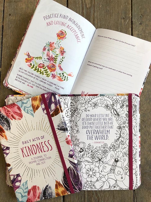 A Daily Dose of Kindness Journal, 18x13cm