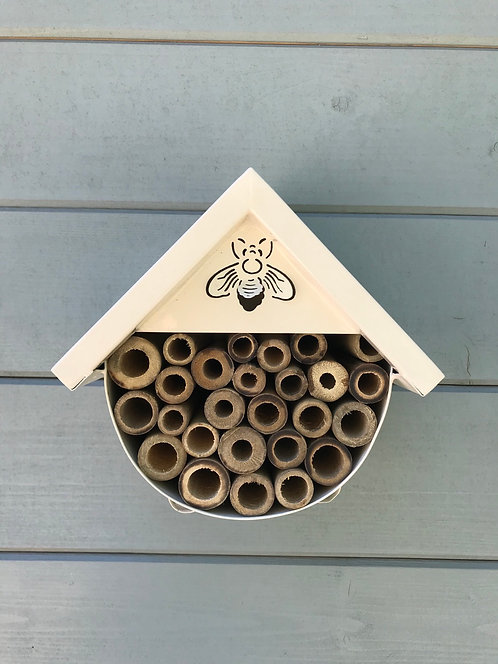 Bee and Insect house stone