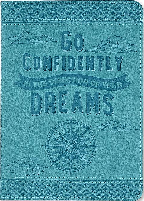 Go Confidently Artisan Journal