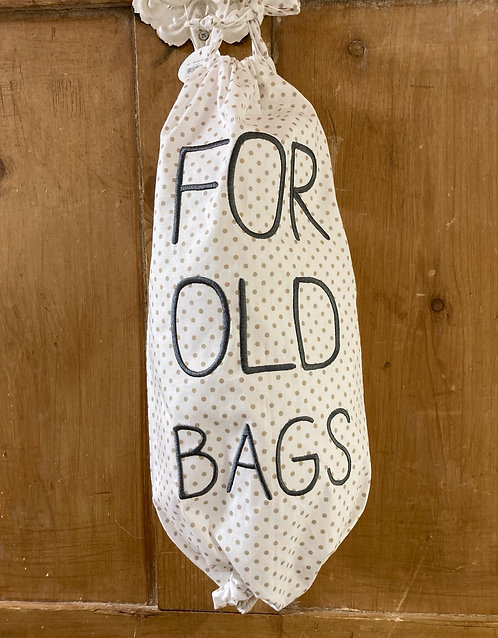 Old Bags holder 45x15cm