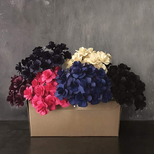 Bunch of Flowers - Choice of 6 colours