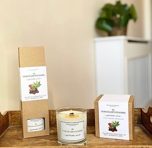 Northamptonshire - Candles & Reed Diffusers from £22.99 from £22.99