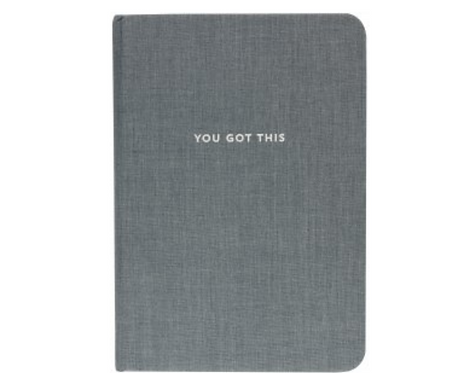 'You Got This' Journal