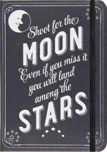 Shoot for the Moon - Small Journal