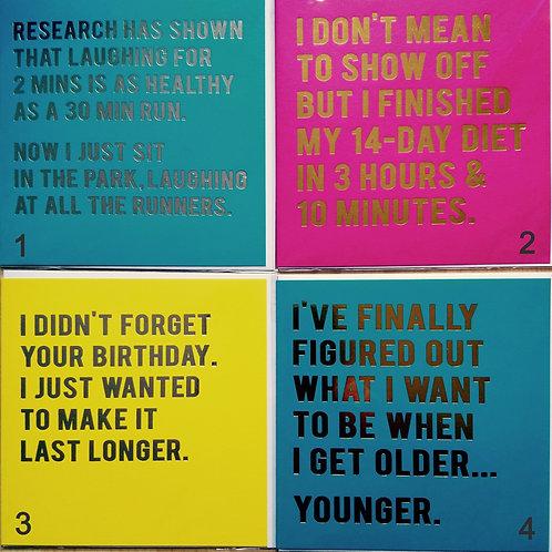 Humour Card