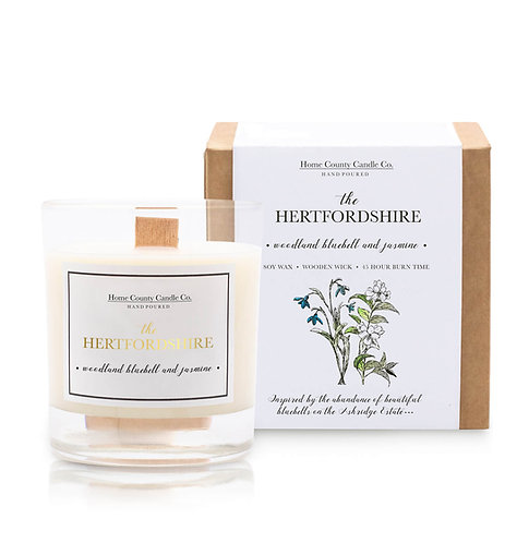 Hertfordshire - Candles & Reed Diffusers from £22.99