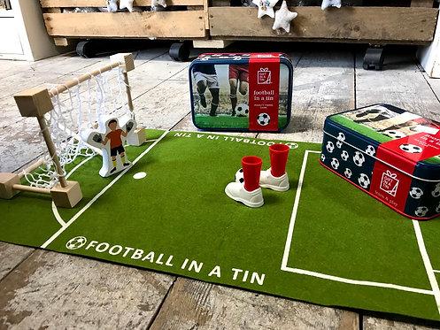 Football in a Tin