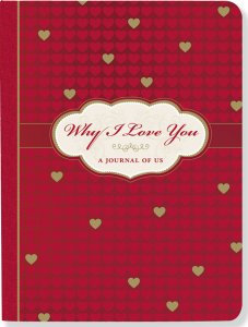 'Why I Love You' Journal