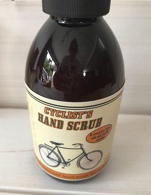 Cyclist's Hand Scrub