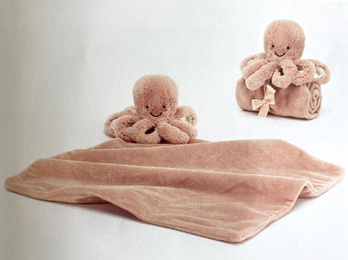 Odelll Octopus Soother Jellycat