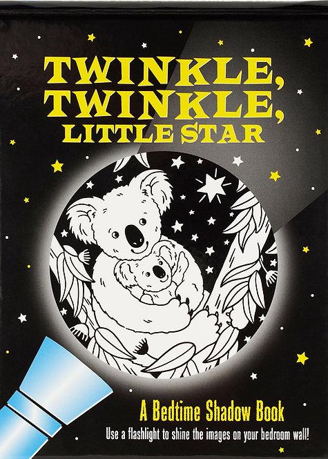 Twinkle Twinkle Bedtime Shadow Book