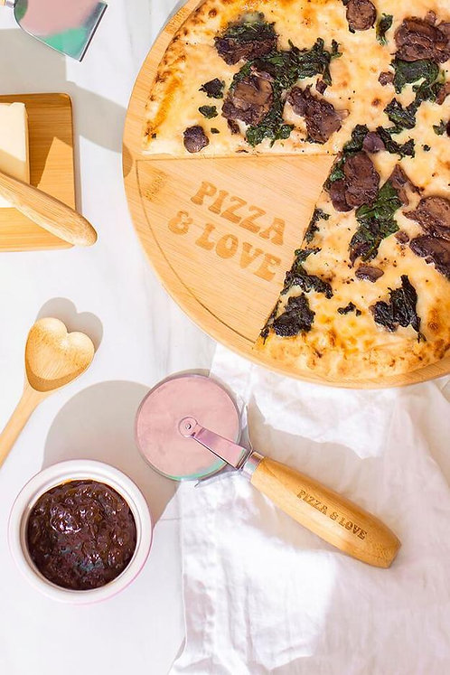 Sass & Belle Bamboo Pizza Board