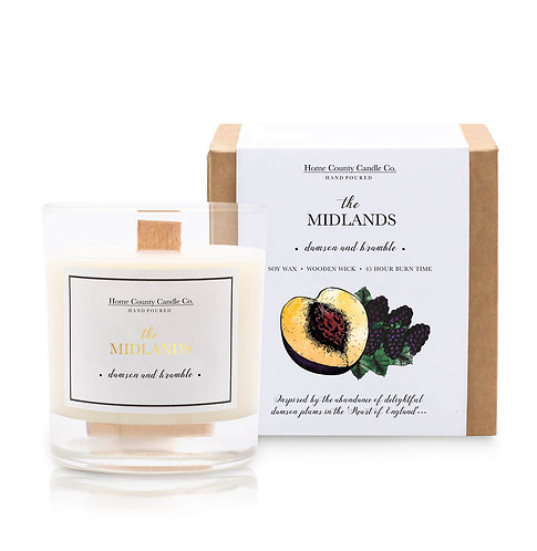 Midlands Candles & Reed Diffusers from £22.99