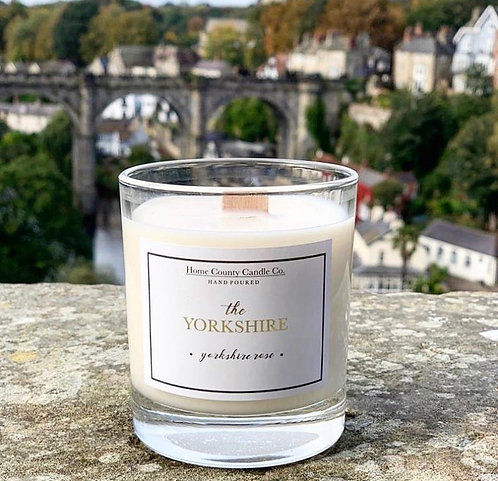 Yorkshire Candles & Reed Diffusers £22.99
