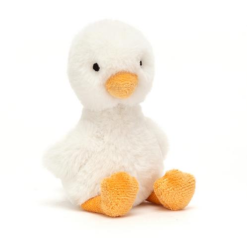 Diddy Duckling Cream Jellycat