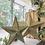 Thumbnail: Gold Metal Hanging Star