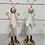 Thumbnail: Tin Fairy 20.5x10x5cm in choice of 2 colours