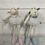 Thumbnail: Standing Sheep 25cm, spring lambs