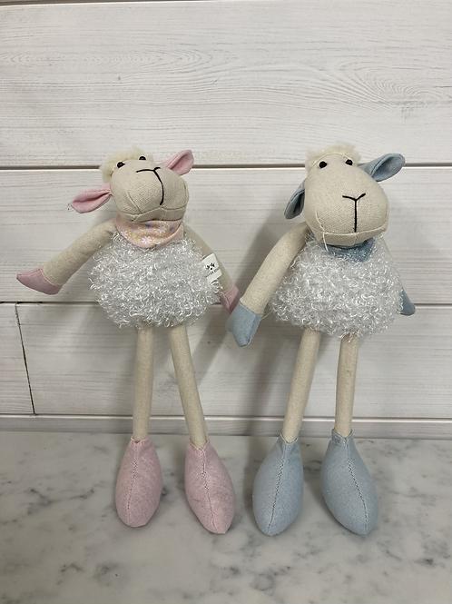 Standing Sheep 25cm, spring lambs