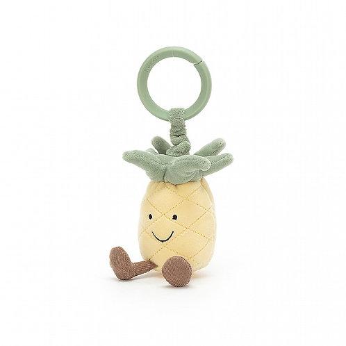 Amuseable Pineapple Jitter Jellycat