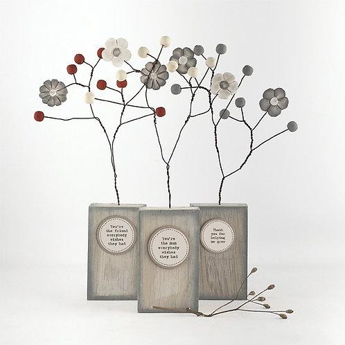 Blossom Block - 3 designs