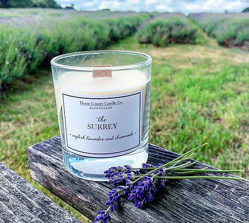 Surrey Candles & Reed Diffusers from £22.99