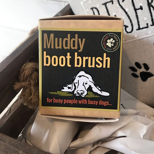 Muddy Boot Brush