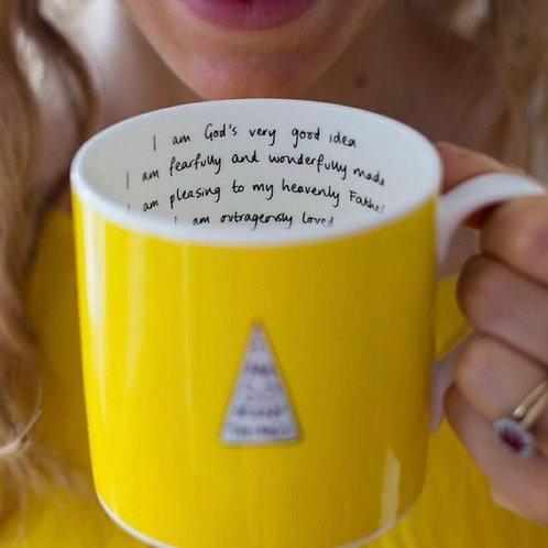 I am So Many Things Mug