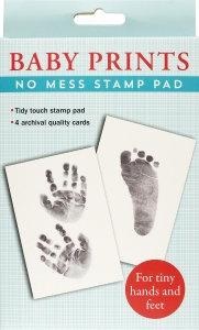 Baby Prints Stamp Pad