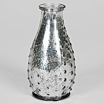 Silver Bottle LED Light 8x15cm