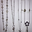 Thumbnail: Costume jewellery - long necklaces
