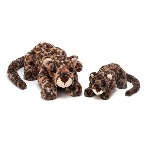 Livi Leopard Jellycat from £25