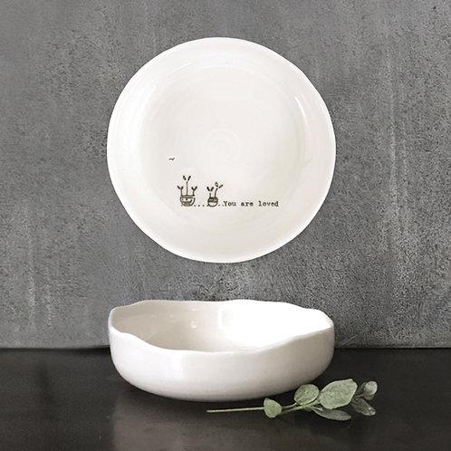 Trinket dish - 2 designs
