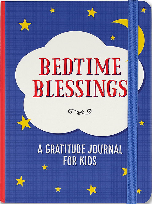 Bedtime Blessings Journal for Kids