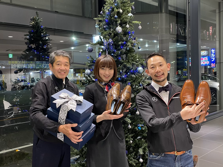 Mercedes Benz × Shoe Shine WORKS