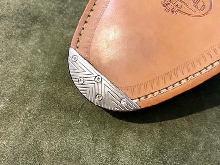 Church's の靴修理