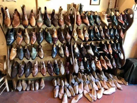 Roberto Ugolini〜フィレンツェのピスポーク靴工房