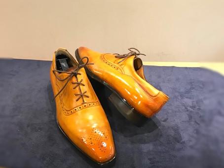 東京都練馬区より靴宅便ご利用いただきました。