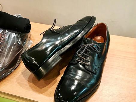 長崎県長崎市より靴宅便ご利用いただきました。