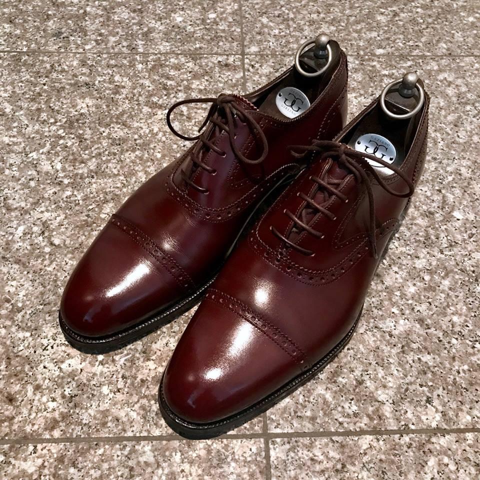 靴磨き ガジアーノガーリング